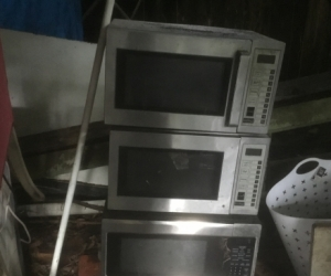 Microwave ovens commercial grade