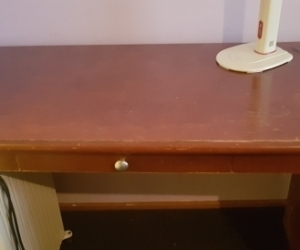 2 x Wooden Desks FREE