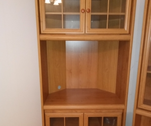 display cabinet and TV cabinet
