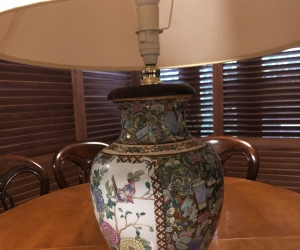 Chinese style lamp