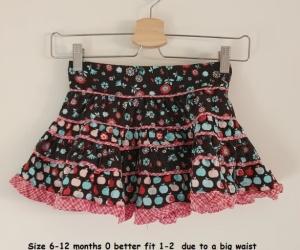 Preloved Girls size 1 - 2 skirt