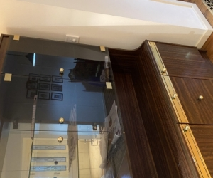 Wall unit double