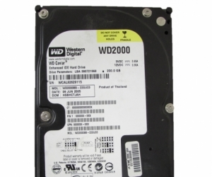 "Majik Western Digital WD2000BB 200GB IDE 3.5"" Desktop Hard Drive"