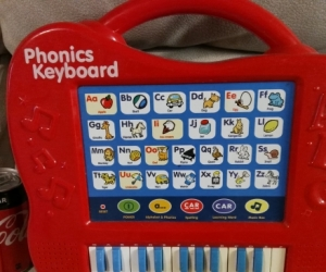 Keyboard Learning Toy