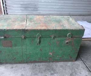 Vintage glory box  1950's