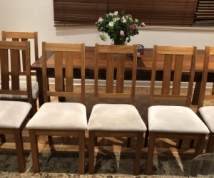 6 x Coco Republic Dining Chairs