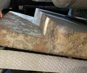 Assorted Queen Bed Bases