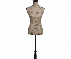 Sewing mannequin, mannequin, or foam head