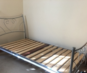 King single bed