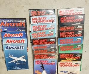 Military Magazines