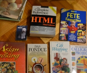 Free books - various cooking, technology, crafts