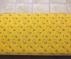 Cot mattresses X 2