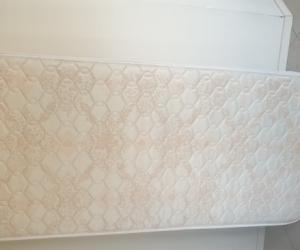 Three Single mattresses and bases