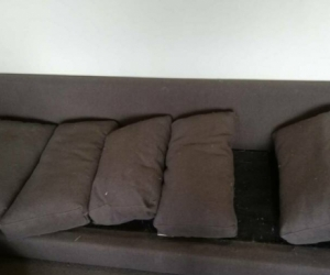 Extra Large Couch HIGH QUALITY Warwick Fabric