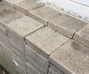 Concrete pavers