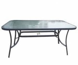 Outdoor rectangular table (p/u Watsonia)