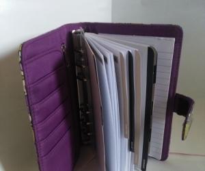 Planner, diary, notebook, folder