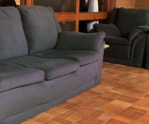 3 + 2 seater couch give away