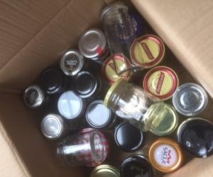 Box of Jars