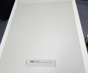 HP Page Scanner