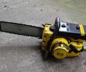 Chainsaw  450mm Bar