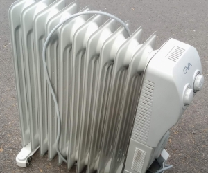 GVA ELECTRIC HEATER