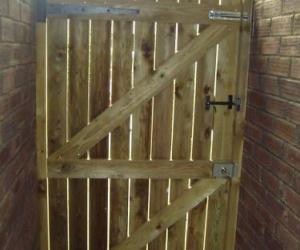 Timber / Garden Gate