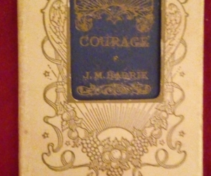 Book - Courage by.J.M.Barrie