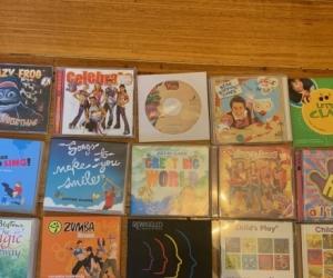 Kid's Music CDs