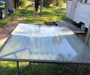 Large Outdoor Table