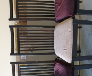 6 Dinning chairs for free