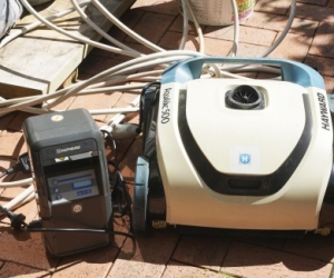 Hayward Robotic Pool Cleaner - Not Working