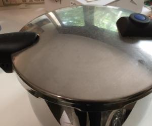 Fisler pressure cooker