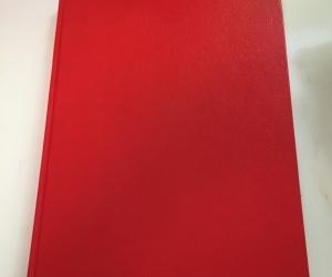 Collins Balmoral account book