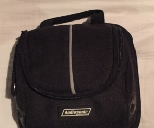 Audiosonic bag