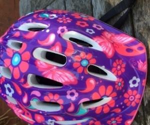 Girl's Bike Helmet