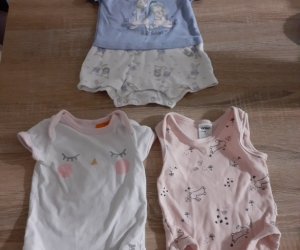 Need baby girl clothes size 0
