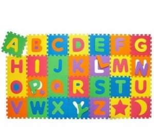 Kmart Alphabet Playmat - from old range