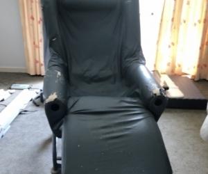 Used princess chair
