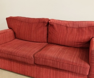 USED SOFA / COUCH (Fits up to 3 Adults)