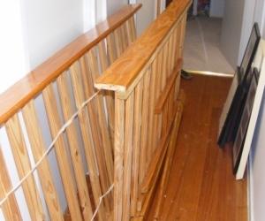 Bunk Bed - Wooden