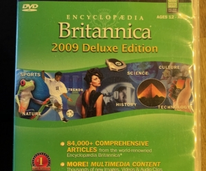Encyclopaedia Brittanica 2009
