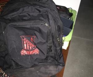 Xavier schoolbag