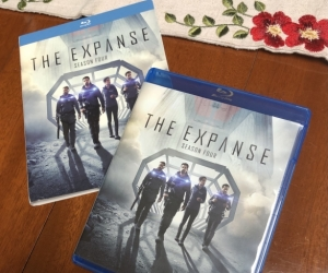 THE EXPANSE SEASON FOUR DVD SET BLU RAY REGION A