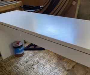 Ikea MICKE Desk x 2