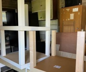 IKEA Side Table (Lacke)