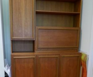 Bookcase, 180cmH X133cmW X 43.5cmD