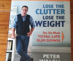 Lose the clutter