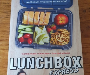 Ideas for the kids lunchbox.