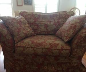 Large single chair sofa